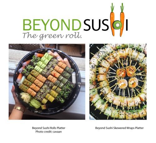 Beyond Sushi Thanksgiving!
