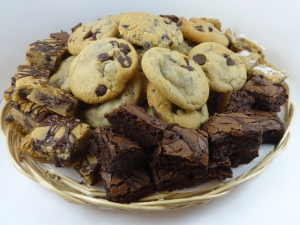 Cookie and Brownie Platter!